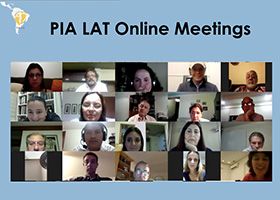 PIA LAT Online Meetings
